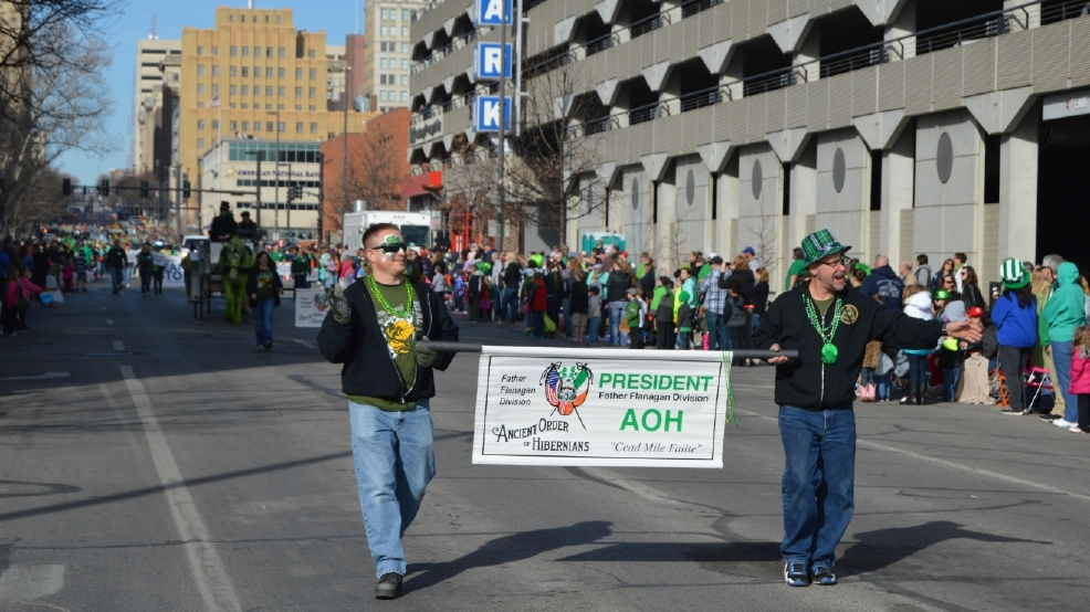 Omaha's St. Patrick's Day Parade to go on as scheduled | KPTM