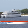 New Pensacola ferry service set to begin Friday