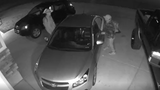 Lehi City Police seek public's help with identification of two car burglars