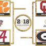 Alabama joins Clemson, Oklahoma and Georgia in playoff
