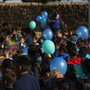 Horizon Heights Elementary raising autism awareness