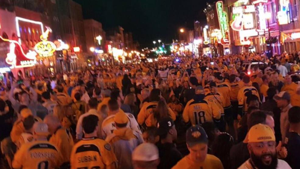 Nashville Plans City-wide Viewing Parties For Predators Stanley Cup Final