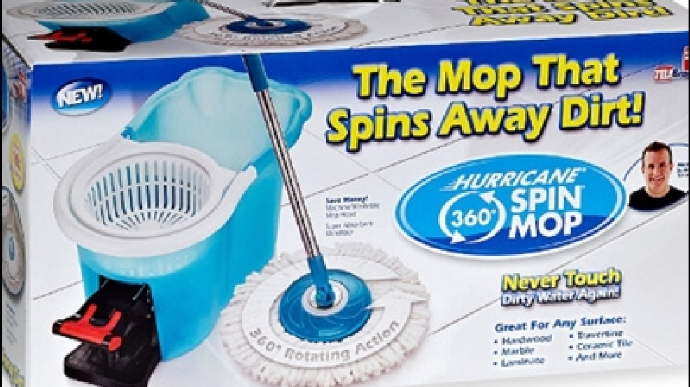 Hurricane 360 Spin Mop Does It Work Komo
