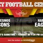 Listen Live: Los Fresnos Falcons at Brownsville Hanna Eagles