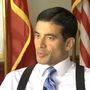 District Attorney Nico LaHood says vaccines cause autism