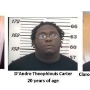 Three arrested in Douglas death