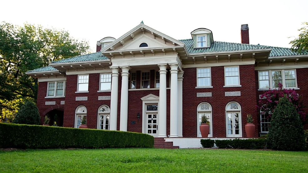 The mansion house tulsa