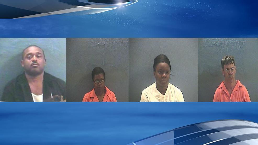 Year-long drug investigation in Hempstead Co  leads to four