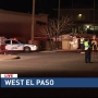 1 person dead following crash in West El Paso