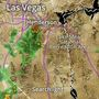Severe thunderstorm warning issued for southern part of valley