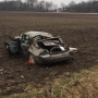 Road rage suspect in critical condition after Kosciusko Co. pursuit, crash