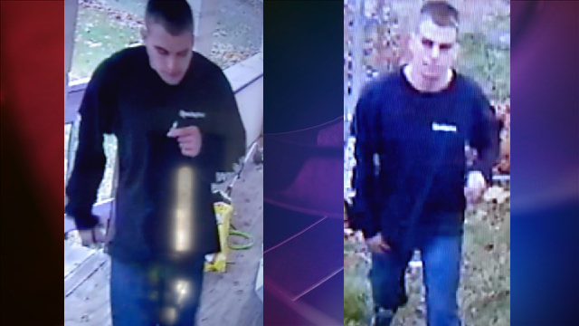 Yakima police looking for suspected package thief