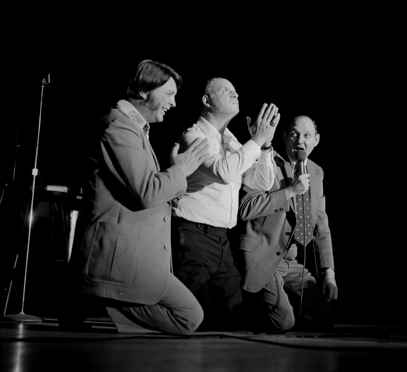 Don Rickles at the Riviera on Jan. 29, 1976. [Las Vegas News Bureau file photo]