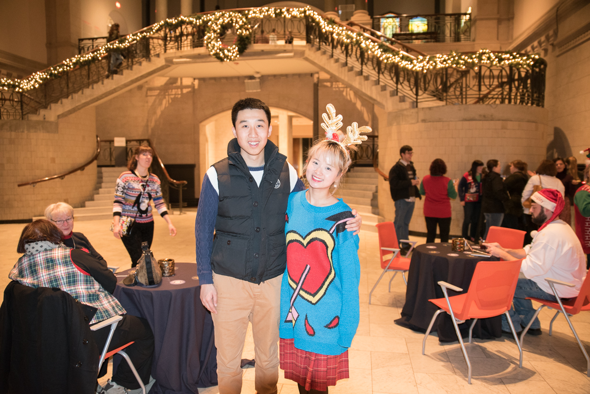 Yanji Zhao and Ye Xu / Image: Sherry Lachelle Photography // Published: 12.23.16