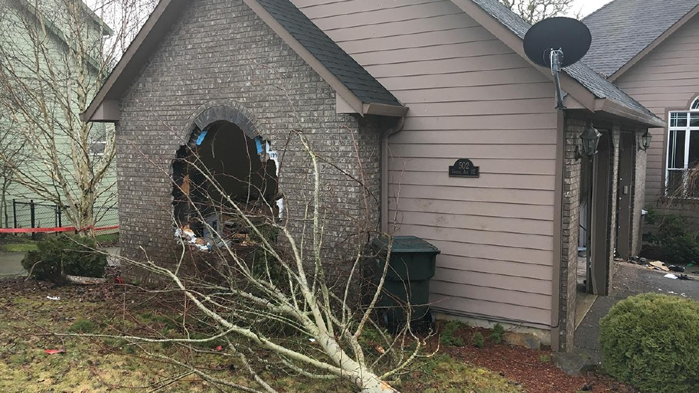 Driver Crashes Into Salem House Killing Mother As She