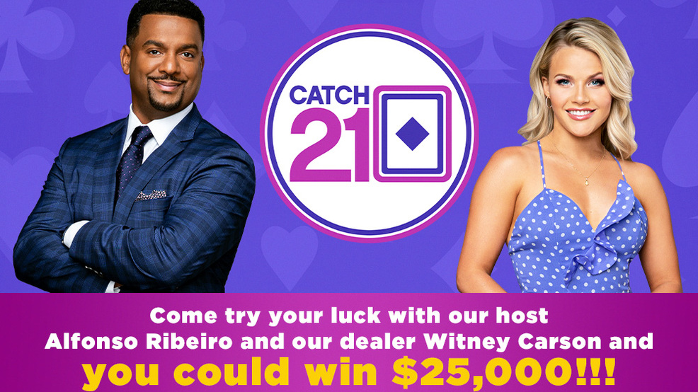 Blackjack-themed game show Catch 21 is searching for Las Vegas contestants