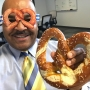 Let's do the twist! It's National Pretzel Day!