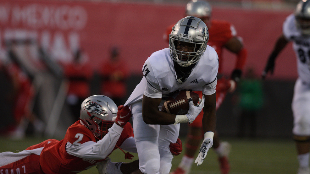Nevada's TV schedule finalized with Idaho State game airing on Stadium