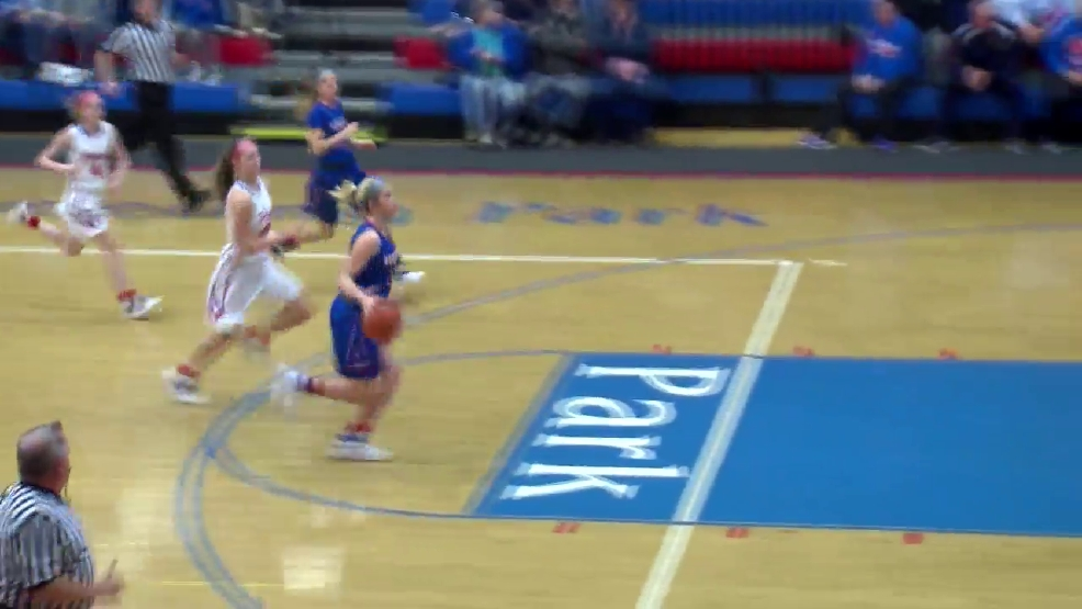 2.28.17 Video- Morgantown vs. Wheeling Park- high school girls basketball
