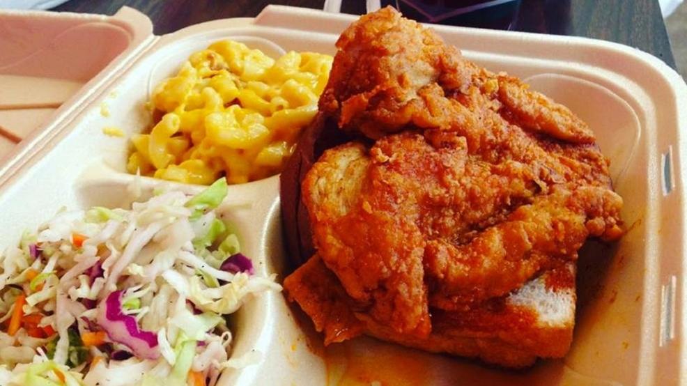 Hot Chicken Takeover Food Truck