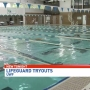 Job seekers dive into lifeguard training