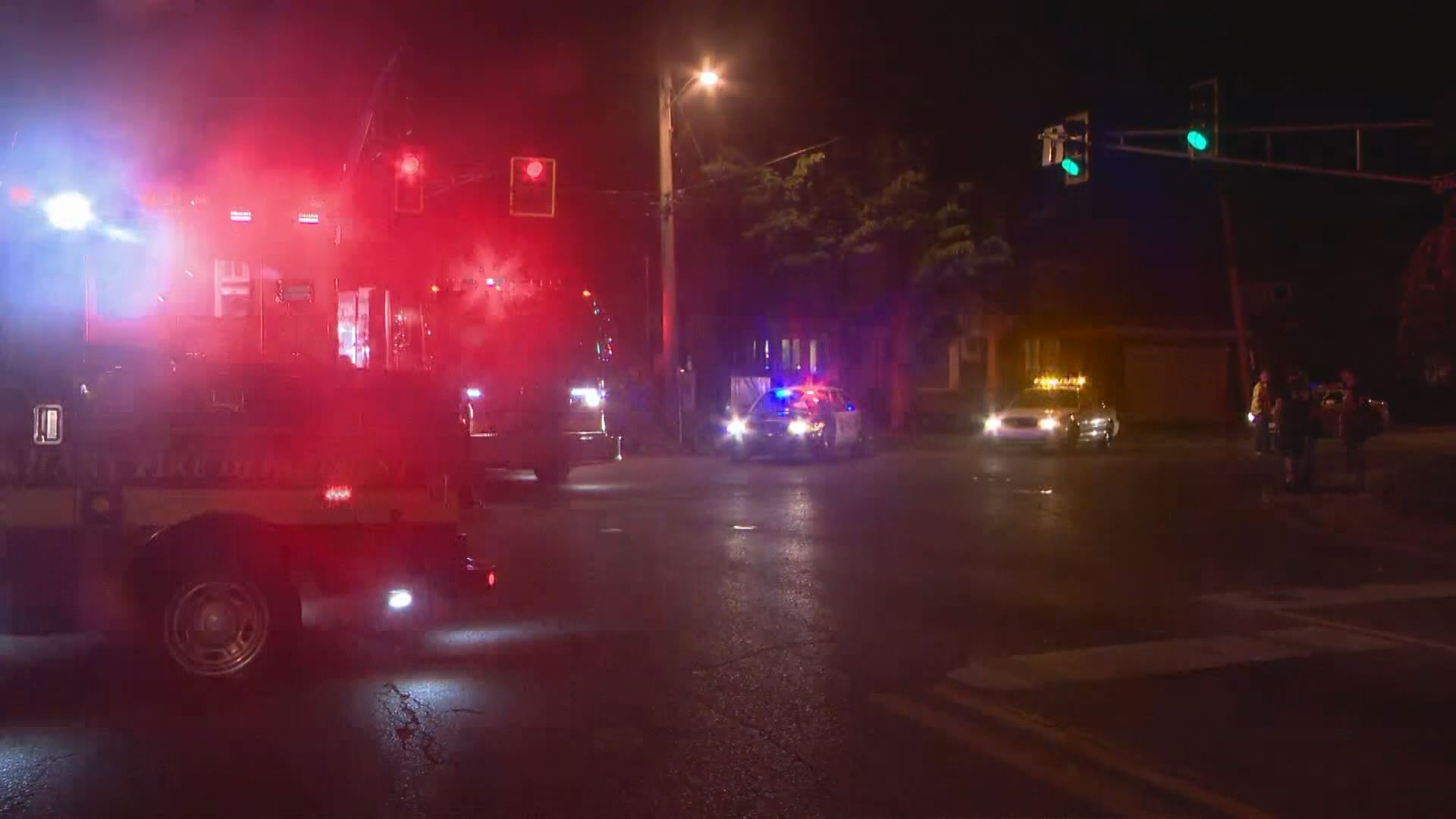 Two dead, three others seriously injured from a hit-and-run in Elkhart // WSBT 22 photo