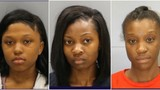 3 sisters charged, accused of assaulting 12-year-old girl