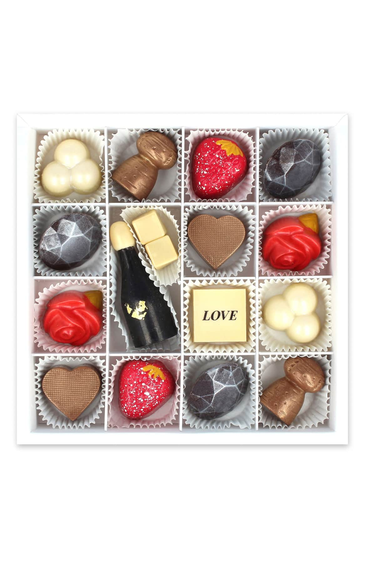 Looking for a romantic Valentine's Day gift for your plus one? We've put together the ultimate gift guide filled with unique Valentine's Day ideas to show your partner you love them to the moon and back!  From sweet treats to spicy meats (cause nothing says love like a big box of jerky) we've got you covered!{ }(Image: Nordstrom){ }