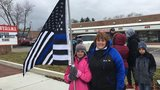 Families pay their respects to fallen Westerville officers