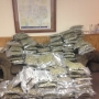 Austin couple arrested in Winters for 234 pounds of marijuana