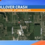 Minor injuries after rollover crash in Ottawa Co.