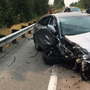 911 caller warns of suspected DUI driver ... then comes a crash