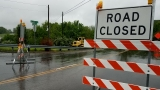 Roads flooded in several middle Tenn. counties