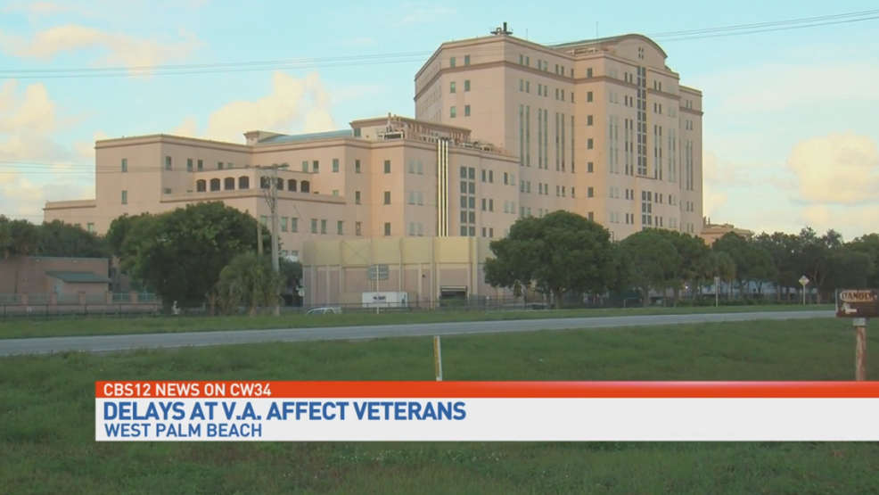 Report Finds Flaws Delayed Care At Wpb Va Medical Center Wpec