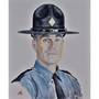 Young artist pays tribute to fallen trooper with portrait