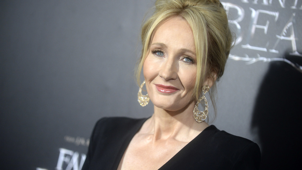 Happy birthday, J.K. Rowling