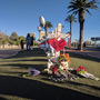 Crosses honoring Las Vegas shooting victims moving to museum