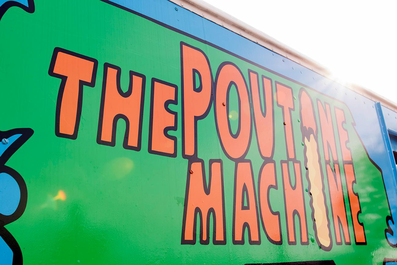 <p>It's the only one of its kind in the Midwest specializing in poutine. The family members and staff on board the truck have a combined 75 years of culinary experience. / Image: Allison McAdams // Published: 5.10.19</p><p><strong>{&amp;nbsp;}</strong></p>