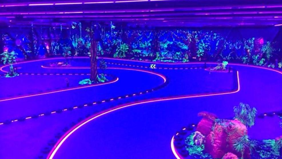 Go Karts Reno >> Family Fun Coconut Bowl Reopens Now With Black Light Go Karts Krnv
