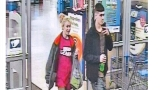 Car, credit card theft suspects caught on camera