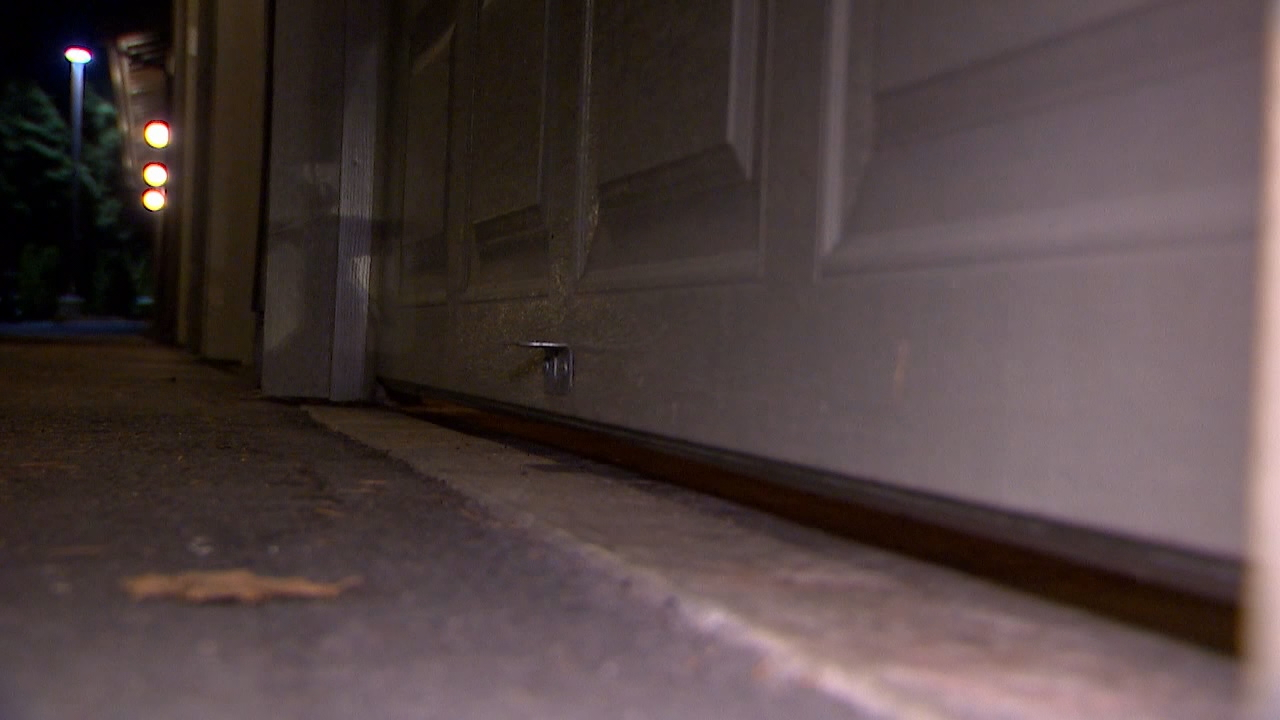 Snohomish County Sheriff Deputies are alerting the community about garage burglaries at apartment complexes. (Photo: KOMO News)