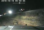 INTENSE VIDEO UHP trooper risks life to save driver stranded on train tracks UHP (4).JPG