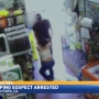 Suspect captured after kidnapping that was caught on camera