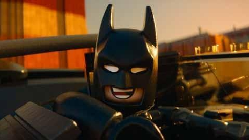 If you're not 'LEGO Batman,' you aren't #1 at the weekend box office