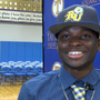 Tattnall's Barron proving doubters wrong with college selection