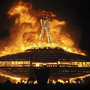 Death of man who ran into Burning Man flames ruled suicide