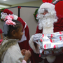Carrier employees donate Christmas gifts to kindergartners
