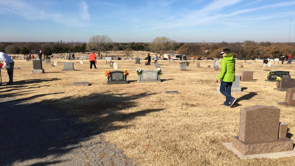 Preserving history in OKC with 'Save A Cemetery' project