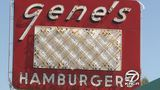 Recipe in place to keep Gene's Drive-In burgers, sign together
