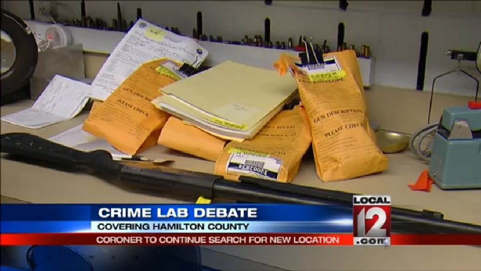 Coroner to continue search for new crime lab location | WKRC
